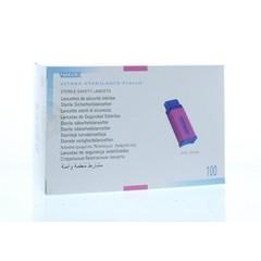 Mission 3-IN-1 Lancetten glucose (100 stuks)