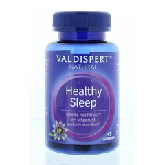 Valdispert Healthy sleep (45 tabletten)