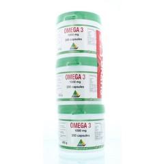 SNP Omega 3 1000 mg aktie 2 + 1 (750 capsules)