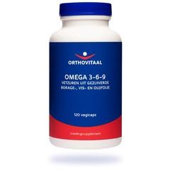 Orthovitaal Omega 3-6-9 (120 softgels)