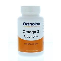 Ortholon Omega 3 algenolie (60 softgels)