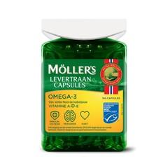 Mollers Omega-3 levertraancaps (160 capsules)