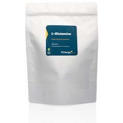 Fittergy L-Glutamine (350 gram)