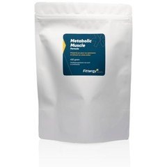 Fittergy Metabolic muscle formula (450 gram)