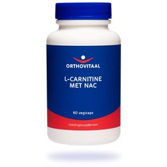 Orthovitaal L-Carnitine (60 vcaps)