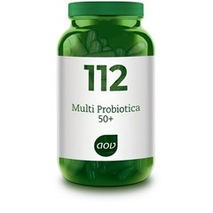 AOV 112 Multi probiotica 50+ (60 vcaps)