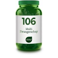 AOV 106 Multi zwangerschap (60 vcaps)