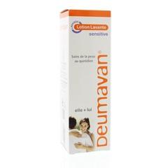 Deumavan Waslotion sensitive nature (200 ml)