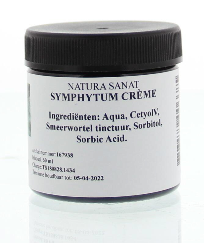 Natura Sanat Natura Sanat Smeerwortel symphytumbalsem (60 ml)