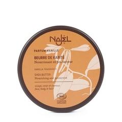 Najel Shea butter vanille (100 gram)