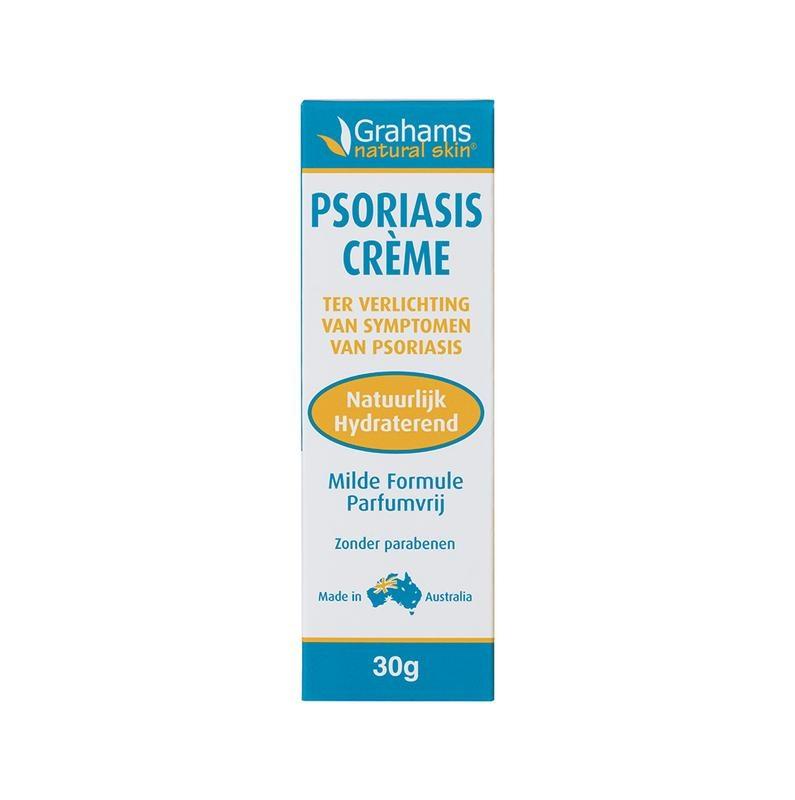 Grahams Psoriasis creme (30 gram)