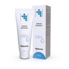 Bipharma Simplex basis zalf (100 gram)