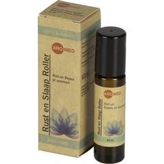 Aromed Lotus rust en slaap roller bio (10 ml)