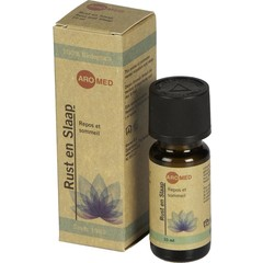 Aromed Lotus rust en slaap olie bio (10 ml)