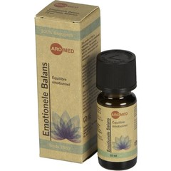 Aromed Lotus emotionele balans olie bio (10 ml)