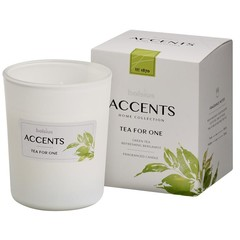 Bolsius Accents geurkaars tea for one (1 stuks)