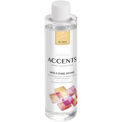 Bolsius Accents diffuser refill welcome home (200 ml)
