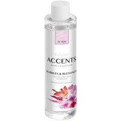 Bolsius Accents diffuser refill bubbles & blessings (200 ml)