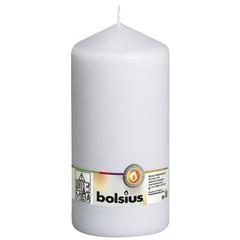 Bolsius Stompkaars 250/98 wit (1 stuks)