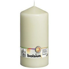 Bolsius Stompkaars 200/98 ivoor (1 stuks)