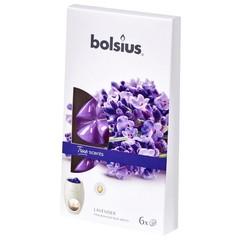 Bolsius Waxmelts true scents lavender (6 stuks)