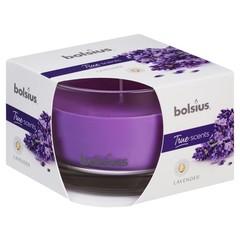 Bolsius Geurglas 63/90 true scents lavender (1 stuks)