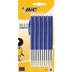 BIC Balpen M10 blauw (10 stuks)