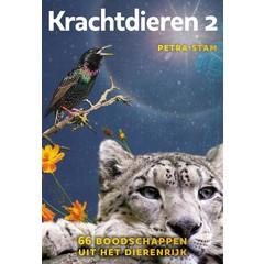 A3 Boeken Krachtdieren 2 kaartenset (1 set)