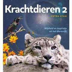 A3 Boeken Krachtdieren 2 - wijsheid en inspiratie dierenrijk (Boek)