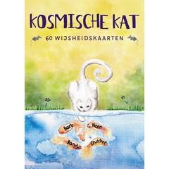 A3 Boeken Kosmische kat - 60 wijsheidskaarten (1 set)