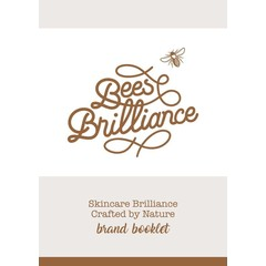 Bees Brilliance Brand booklet (Boek)