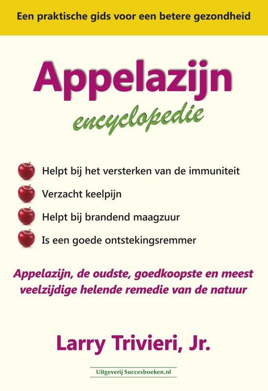 Succesboeken Appelazijn encyclopedie (Boek)