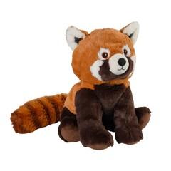 Warmies Rode panda (1 stuks)