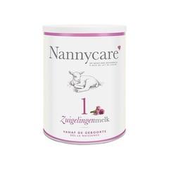Nannycare Zuigelingenvoeding geitenmelk (400 gram)