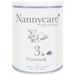 Nannycare Peutergeitenmelk (900 gram)
