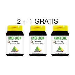 SNP Knoflook 2 + 1 gratis (1050 capsules)