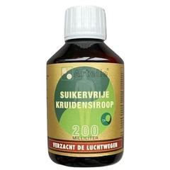 Artelle Kruidensiroop suikervrij (200 ml)