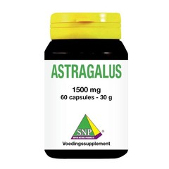 SNP Astragalus wortelextract 1500 mg (60 capsules)