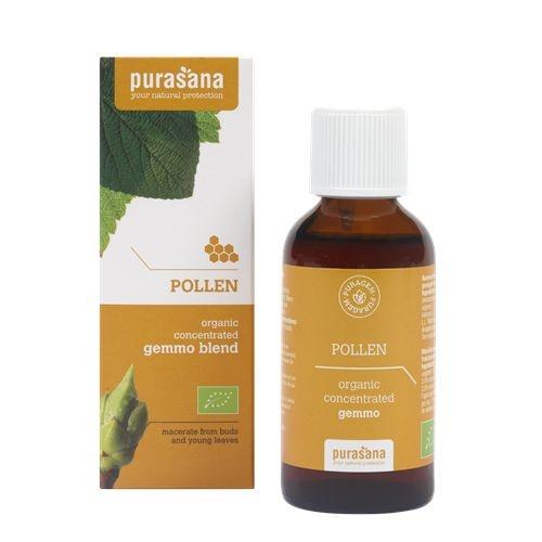 Purasana Puragem pollen bio (50 ml)