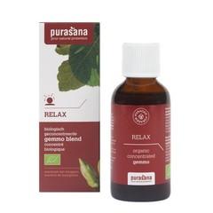 Purasana Puragem relax bio (50 ml)