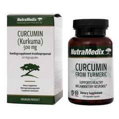 Nutramedix Curcuma (120 capsules)