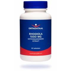 Orthovitaal Rhodiola 1000 mg (30 tabletten)