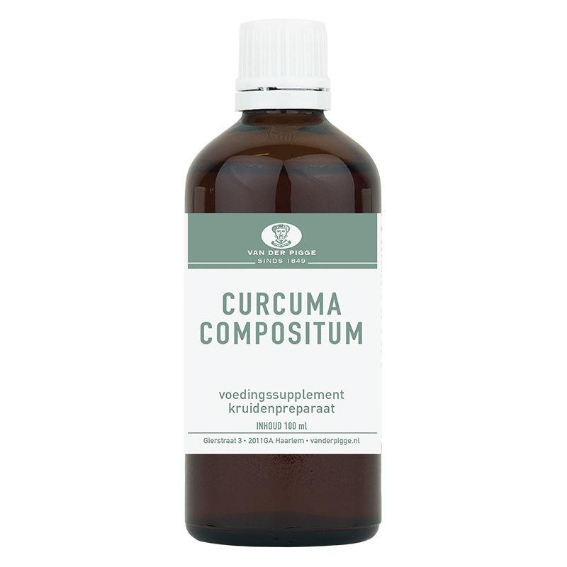Pigge Curcuma compositum (100 ml)
