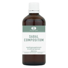Pigge Sabal compositum (100 ml)