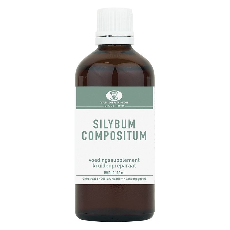 Pigge Silybum compositum (100 ml)