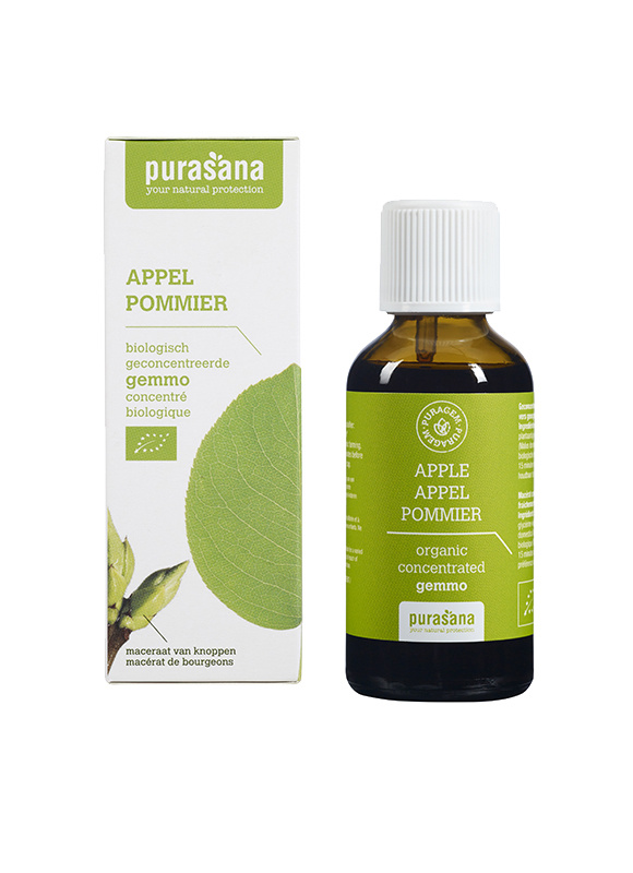 Purasana Puragem appel bio (50 ml)