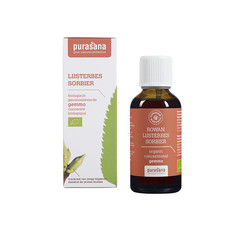Purasana Puragem lijsterbes bio (50 ml)