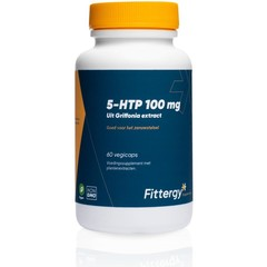 Fittergy 5-HTP 100 mg griffonia extract (60 capsules)
