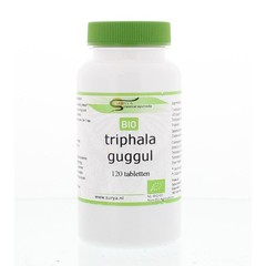 Surya Bio triphala guggul (120 tabletten)