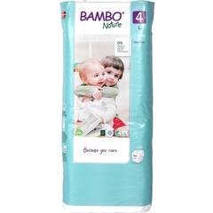Bambo Babyluier 4 7-18 kg (48 stuks)